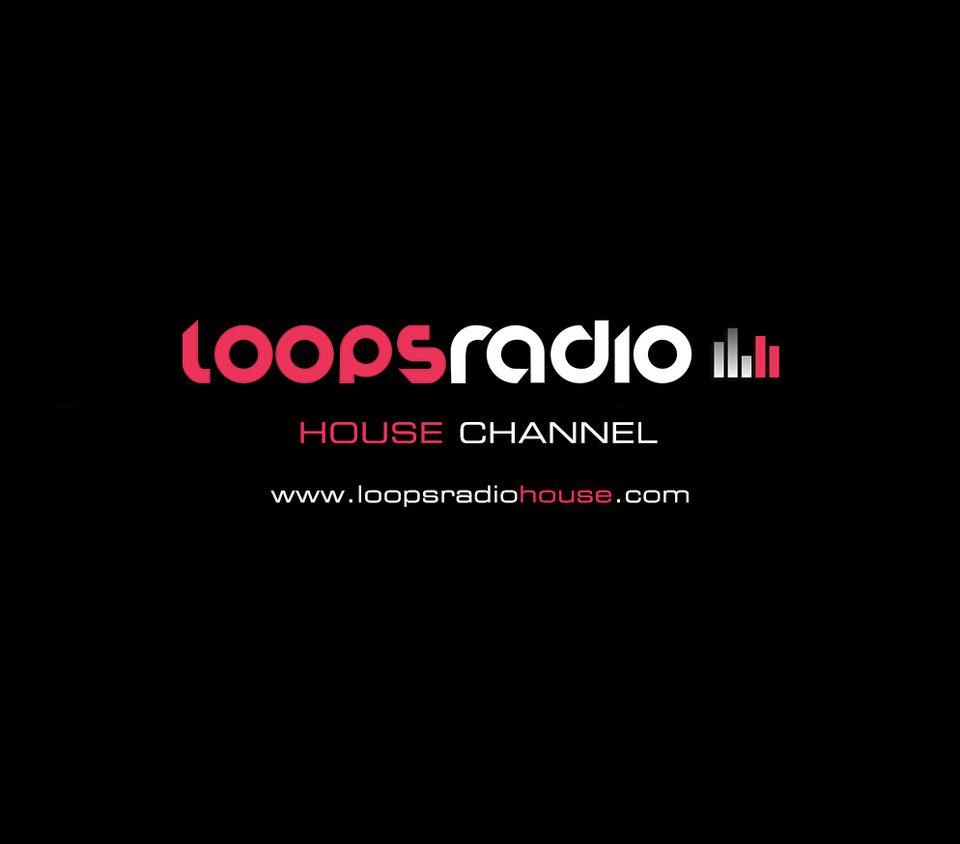 Electronic Music Dj Station Loops Radio House